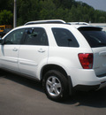 pontiac torrent 2007 white suv gasoline 6 cylinders all whee drive automatic 13502