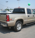 chevrolet silverado 1500 2005 gold gasoline 8 cylinders 4 wheel drive automatic 13502