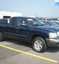 dodge dakota 2005 blue slt gasoline 6 cylinders 4 wheel drive automatic 13502