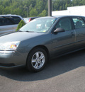 chevrolet malibu 2005 gray hatchback maxx gasoline 6 cylinders front wheel drive automatic 13502