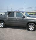 honda ridgeline 2008 gray pickup truck rts gasoline 6 cylinders 4 wheel drive automatic 13502