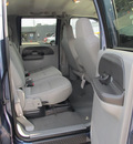 ford f 250 2007 blue super duty gasoline 8 cylinders 4 wheel drive automatic 13502