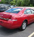 chevrolet impala 2008 red sedan lt flex fuel 6 cylinders front wheel drive automatic 13502