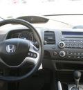 honda civic 2008 gray sedan ex gasoline 4 cylinders front wheel drive automatic 13502