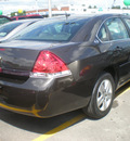 chevrolet impala 2008 brown sedan ls gasoline 6 cylinders front wheel drive automatic 13502
