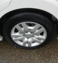 nissan altima 2011 white sedan 2 5s gasoline 4 cylinders front wheel drive automatic 55391