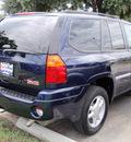 gmc envoy 2008 blue suv gasoline 6 cylinders 2 wheel drive automatic 34474