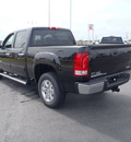 gmc sierra 1500 2011 black sle flex fuel 8 cylinders 2 wheel drive automatic with overdrive 28557