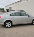 saturn aura 2008 silver sedan xe gasoline 6 cylinders front wheel drive automatic 56001
