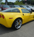 chevrolet corvette 2012 yellow coupe z16 grand sport gasoline 8 cylinders rear wheel drive 6 speed manual 55391