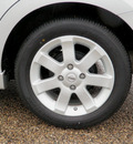nissan sentra 2011 silver sedan 2 0 sr gasoline 4 cylinders front wheel drive automatic 56001