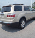 gmc acadia 2008 gold suv slt 2 gasoline 6 cylinders front wheel drive automatic 28557