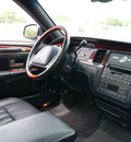 lincoln town car 2003 blue sedan signature gasoline 8 cylinders sohc rear wheel drive automatic 60098
