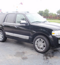 lincoln navigator 2008 black suv gasoline 8 cylinders rear wheel drive automatic 34474