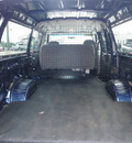ford econoline cargo 2004 blue van e350 sd 6dr gasoline 10 cylinders rear wheel drive automatic with overdrive 56301