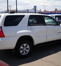 toyota 4runner 2008 white suv gasoline 6 cylinders 4 wheel drive automatic 79925