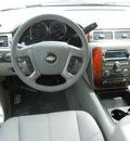 chevrolet tahoe 2011 white suv lt flex fuel 8 cylinders 4 wheel drive automatic 55391