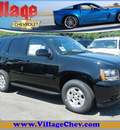 chevrolet tahoe 2011 black suv lt flex fuel 8 cylinders 4 wheel drive automatic with overdrive 55391