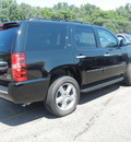 chevrolet tahoe 2011 black suv ltz flex fuel 8 cylinders 4 wheel drive automatic with overdrive 55391
