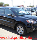 acura rdx 2007 black suv w tech gasoline 4 cylinders all whee drive automatic 79925