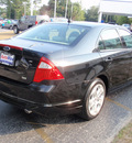 ford fusion 2010 black sedan se flex fuel 6 cylinders front wheel drive automatic 34474
