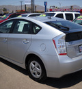 toyota prius 2010 silver hatchback hybrid 4 cylinders front wheel drive automatic 79925