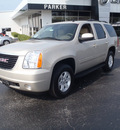 gmc yukon 2011 gold suv slt flex fuel 8 cylinders 2 wheel drive automatic with overdrive 28557
