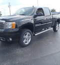 gmc sierra 2500hd 2011 black denali diesel 8 cylinders 4 wheel drive automatic with overdrive 28557