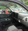 chevrolet silverado 1500 2011 white work truck gasoline 6 cylinders 4 wheel drive automatic 55391