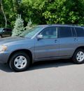 toyota highlander 2006 dk  blue suv fwd gasoline 4 cylinders front wheel drive automatic with overdrive 56001