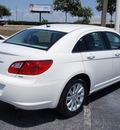 chrysler sebring 2010 white sedan limited gasoline 4 cylinders front wheel drive automatic 34474