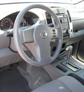 nissan frontier 2010 red gasoline 6 cylinders 2 wheel drive automatic 79925
