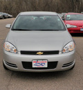 chevrolet impala 2008 silver sedan ls flex fuel 6 cylinders front wheel drive automatic 55318