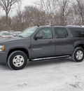 chevrolet suburban 2010 gray suv lt 1500 4wd dvd flex fuel 8 cylinders 4 wheel drive automatic 55318
