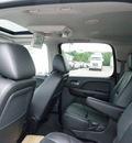 chevrolet suburban 2011 black suv ltz 1500 flex fuel 8 cylinders 4 wheel drive 6 speed automatic 55313
