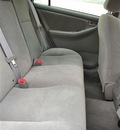 toyota corolla 2007 red sedan ce gasoline 4 cylinders front wheel drive automatic 20746
