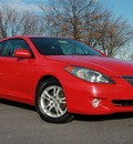toyota solara 2006 red coupe se gasoline 4 cylinders front wheel drive automatic 20746
