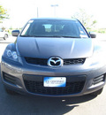 mazda cx 7 2008 gray suv sport gasoline 4 cylinders automatic 80504