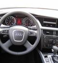 audi a4 2012 black sedan 2 0t quattro premium gasoline 4 cylinders all whee drive tiptronic 46410