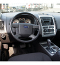 ford edge 2010 gray suv sel gasoline 6 cylinders all whee drive 6 speed automatic 07060