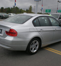 bmw 328xi 2008 silver sedan gasoline 6 cylinders all whee drive automatic 13502