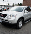 gmc acadia 2008 silver suv slt 2 gasoline 6 cylinders all whee drive automatic 98371