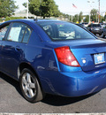 saturn ion 2006 blue sedan 3 gasoline 4 cylinders front wheel drive automatic 07701