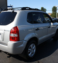 hyundai tucson 2009 silver suv gls gasoline 4 cylinders front wheel drive automatic 07701