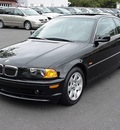 bmw 3 series 2000 black coupe 323ci gasoline 6 cylinders rear wheel drive 5 speed manual 06019
