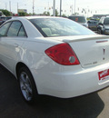 pontiac g6 2008 off white sedan g6 gasoline 6 cylinders front wheel drive automatic 45342