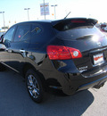 nissan rogue 2010 black s krom edition gasoline 4 cylinders automatic 46219