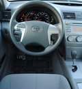 toyota camry 2011 red sedan le gasoline 4 cylinders front wheel drive shiftable automatic 75228