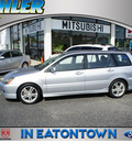 mitsubishi lancer sportback 2004 cool silver wagon ralliart gasoline 4 cylinders front wheel drive automatic 07724