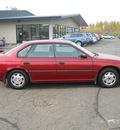 subaru legacy 1998 red sedan l gasoline 4 cylinders all whee drive automatic 55811